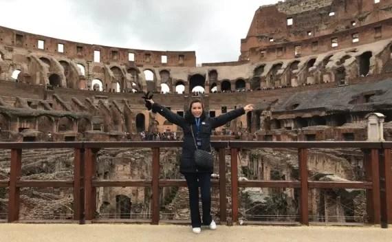 Passeio do subsolo aos andares superiores do Coliseu, Roma – Itália