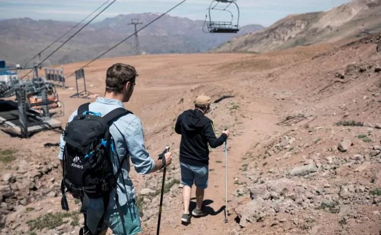 O que fazer no Valle Nevado no verão?