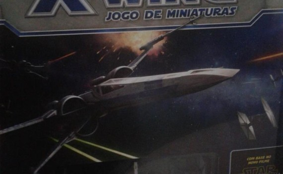 Star Wars X-Wing, jogo de miniaturas