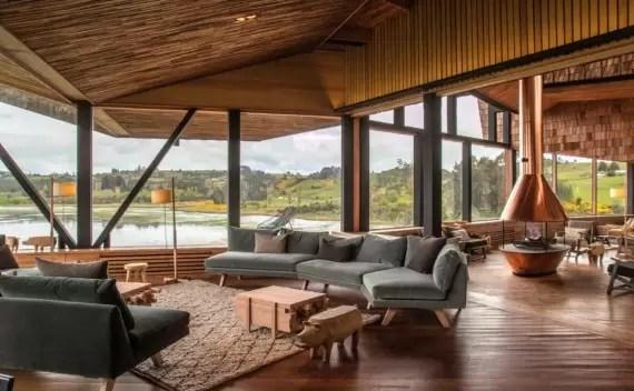 Tierra Hotels e seu luxo rústico chileno