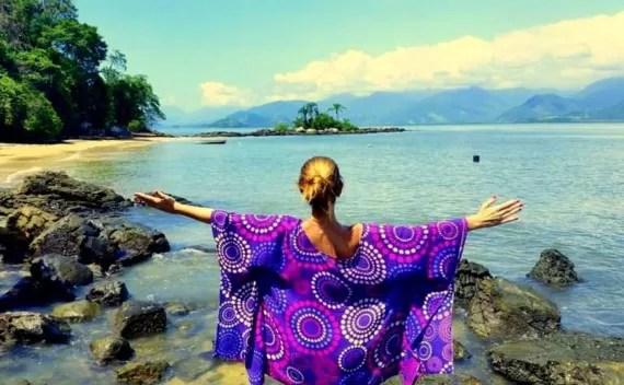 Ilha do Cedro, um paraíso em Paraty