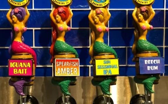 Florida Keys Brewing Co., cerveja artesanal em Islamorada