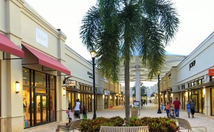 Compras no Palm Beach Outlets – tranquilo e sem muitos brasileiros!