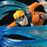 Bandai - Naruto e Sasuke Figuarts Zero 01