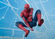 Bandai - Spiderman (Homecoming) S.H.Figuarts 01