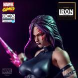 Iron Studios - Psylocke Art Scale 1 10 - Marvel Comics Série 4 08