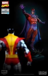 Iron Studios - Magneto Art Scale 1 10 Marvel Comics Série 4 07