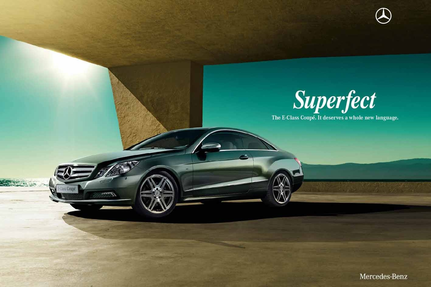 Mercedes Print Advert By YR Superfect  Ads of the World