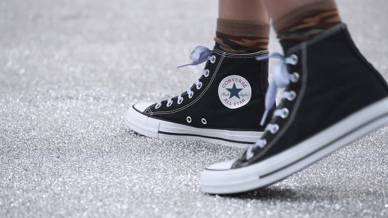 Converse Film Advert By AKQA Forever Chuck For Every You