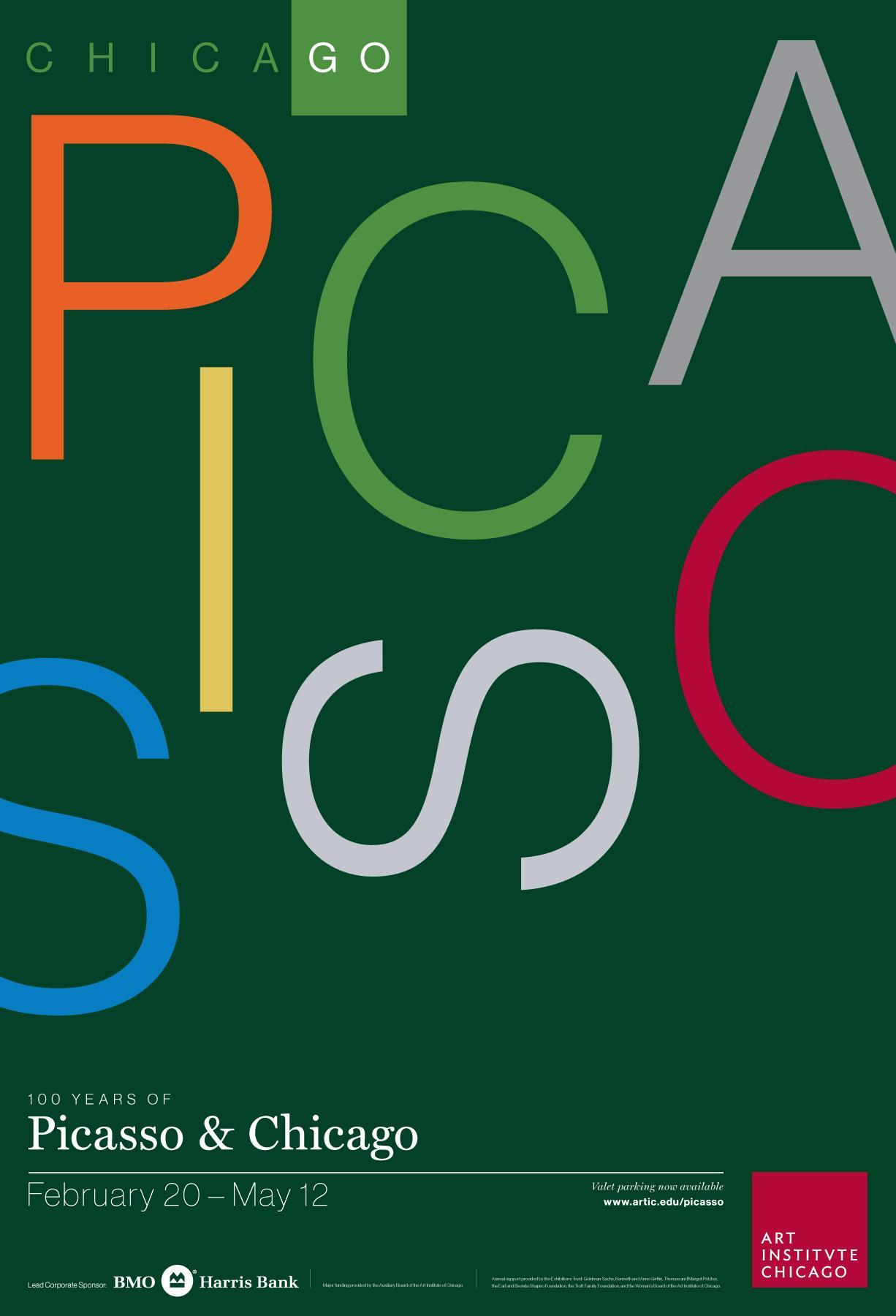 Art Institute Chicago Picasso