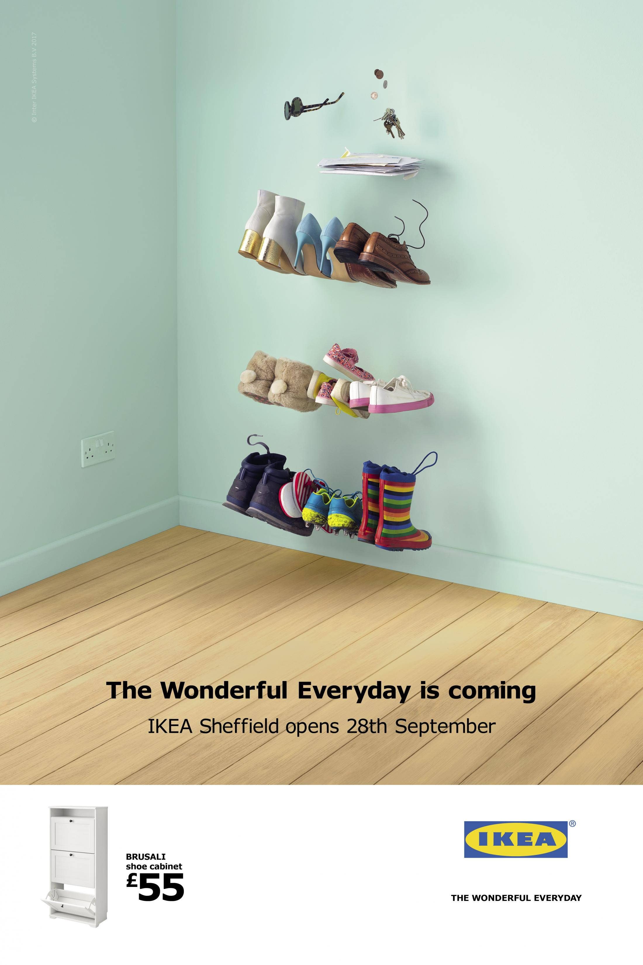 IKEA Print Advert By Mother Brusali  Ads of the World