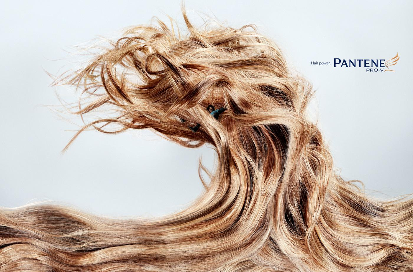 Pantene Print Advert By Grey Wave Ads Of The World