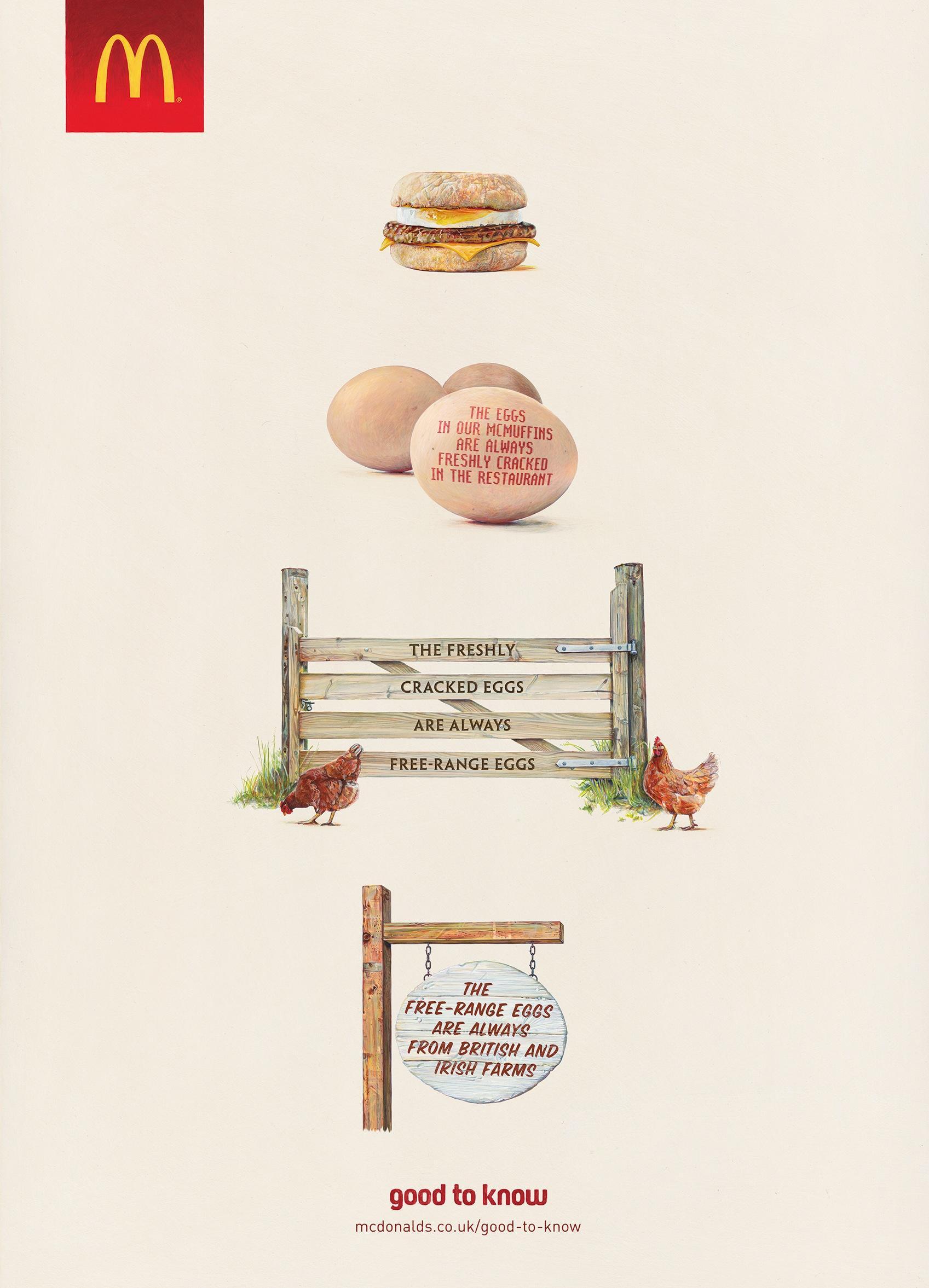 mcdonalds advertisement
