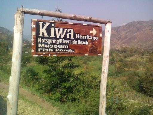 Kiwa heritage hot spring