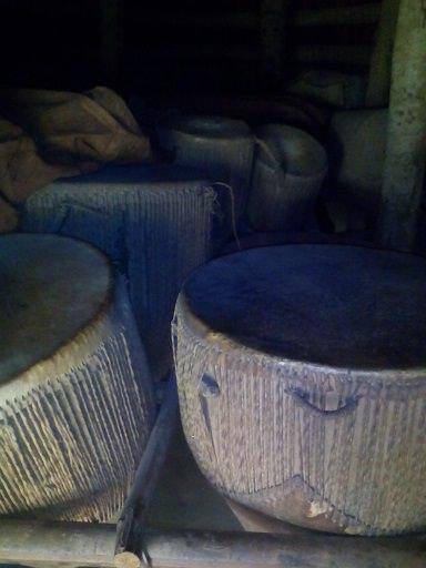 Kasubi drum house