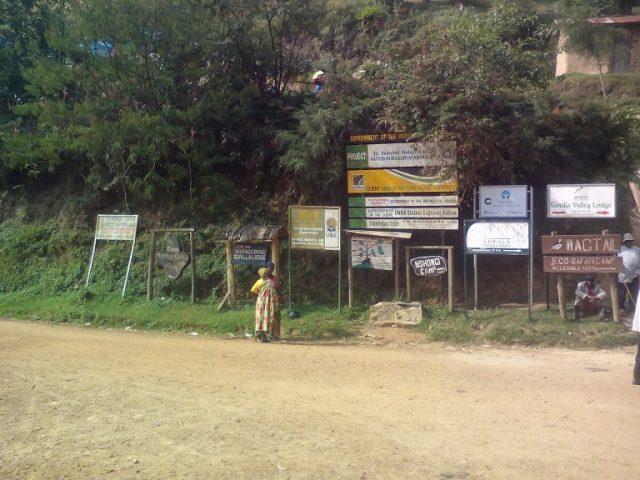 Rubuguli Junction