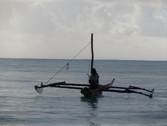 この船で釣りにでる