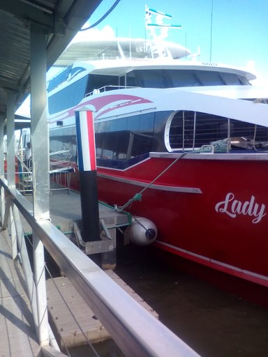 Azam marine ferry