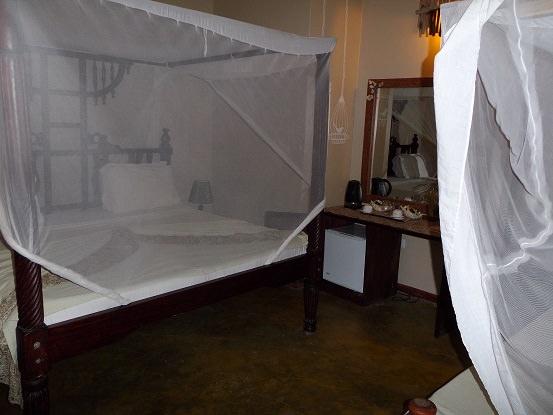 Sahari Zanzibar room