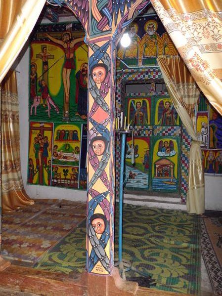 Panthaleon Church inside