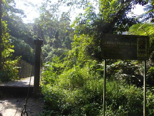 Ivi River Bridge