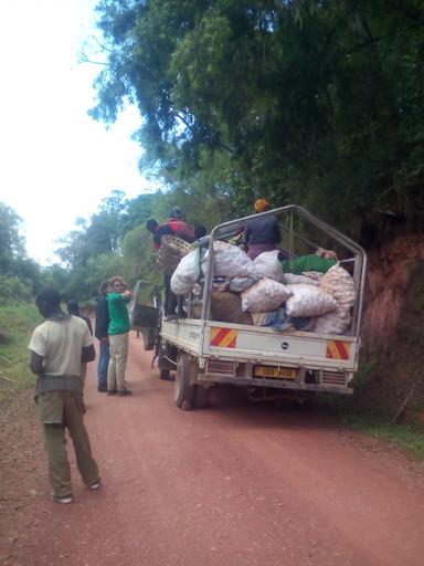Kabale Buhoma Public Transport
