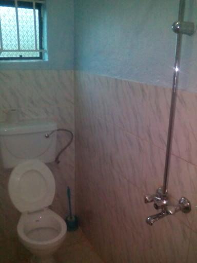 Mist Lodge Toilet