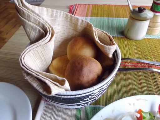 Sanctuary Gorilla Forest Camp Lunch Bread