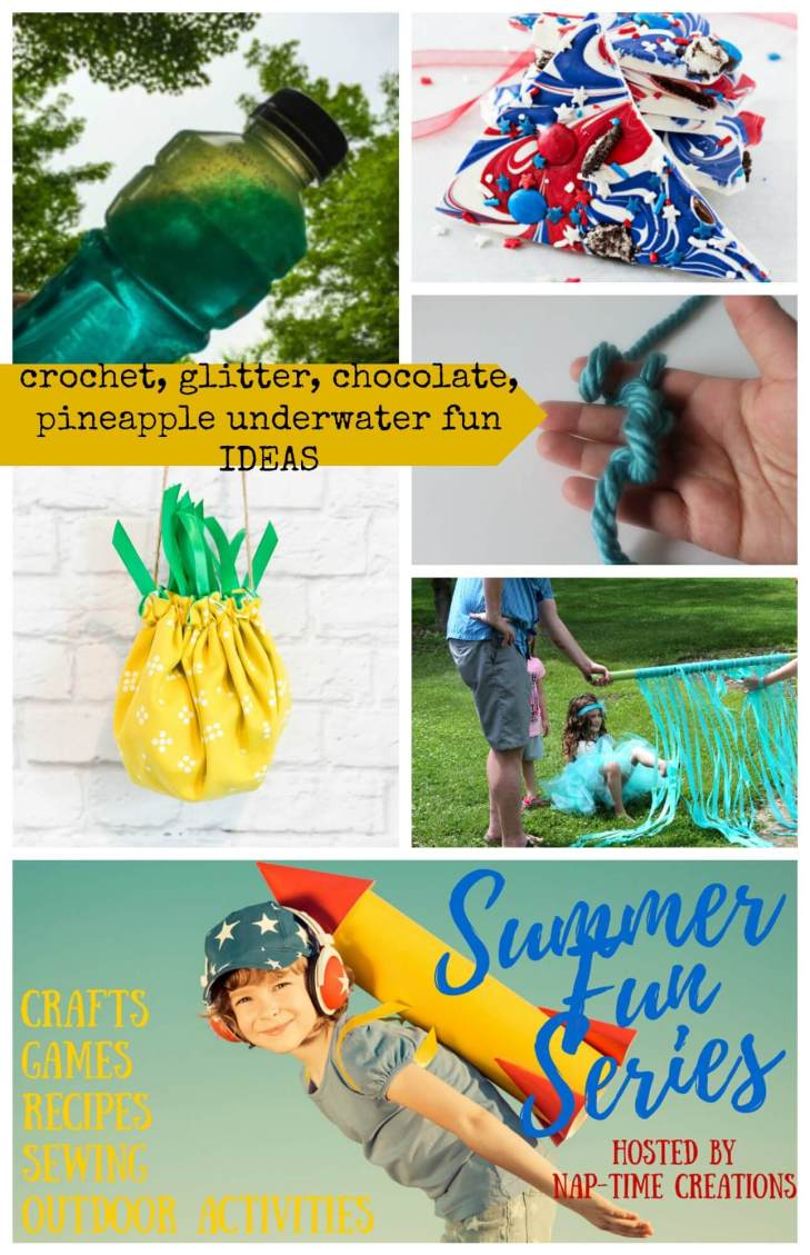 4 tips for teaching kids to crochet Summer Fun #2