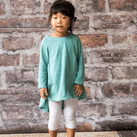 The Twirly Dress Free PDF Pattern 12m-14Y