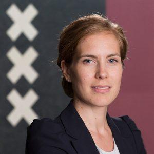 Simone Kukenheim (D66), wethouder Onderwijs, Jeugd en Diversiteit (Foto: Gemeente Amsterdam)