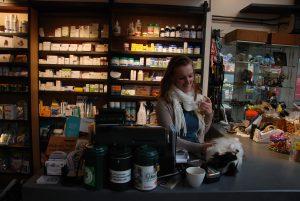 Winkel Het Beestenkasteel (Foto: Renate Guitink)