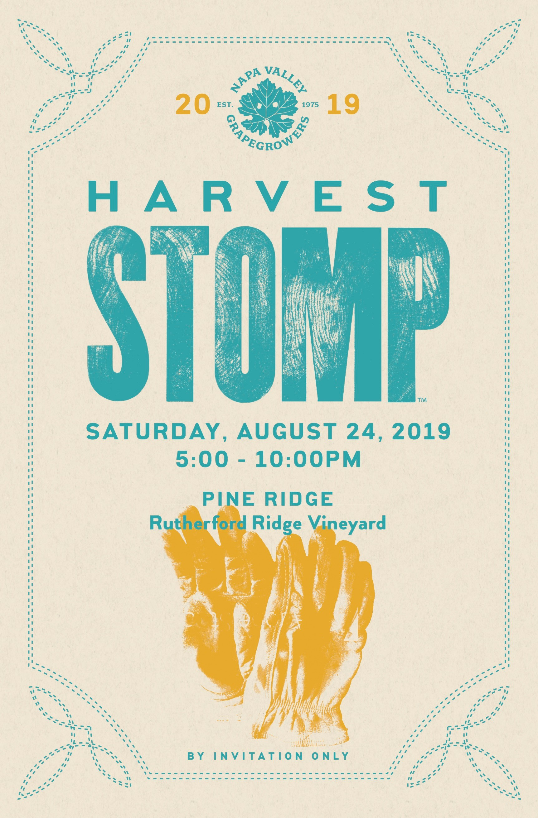 Napa Valley Grape Stomp