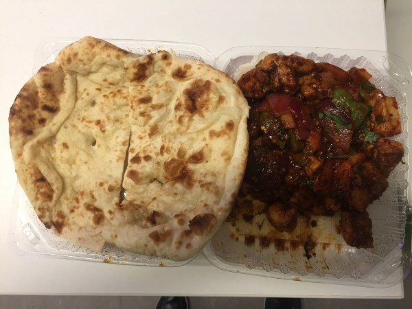 Ubereats Curry