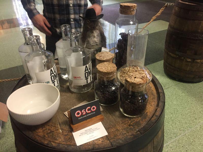 OsCo tasting at Cask