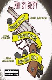 2012 - 09 21 - Trigger Effect, Napalmpom, Vulture Kult