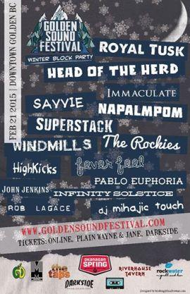 2015 - 02 21 - Golden Sound Fest