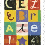 Celebrate US Postal Stamp