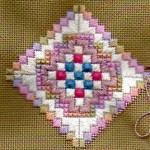 Patchwork Ornament from Judy Harper