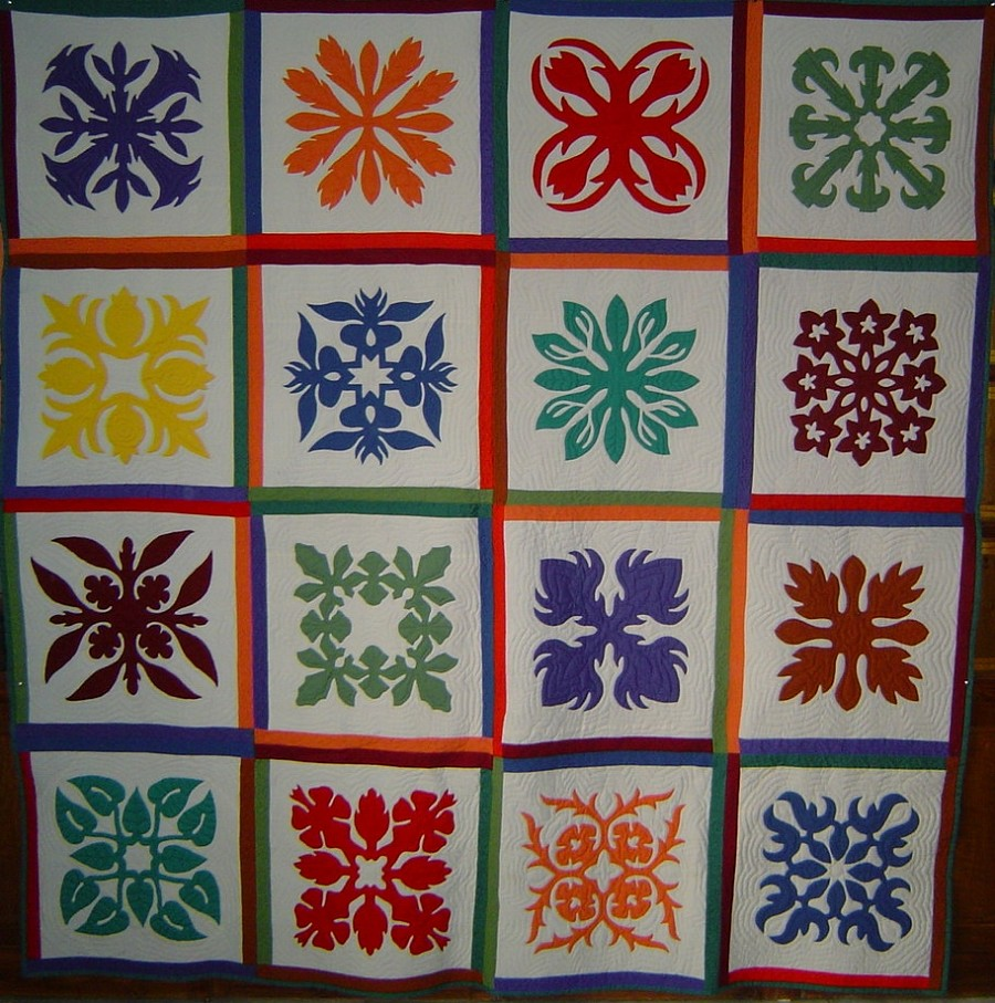 in history starting applique quilt hawaiian of a quilts rich