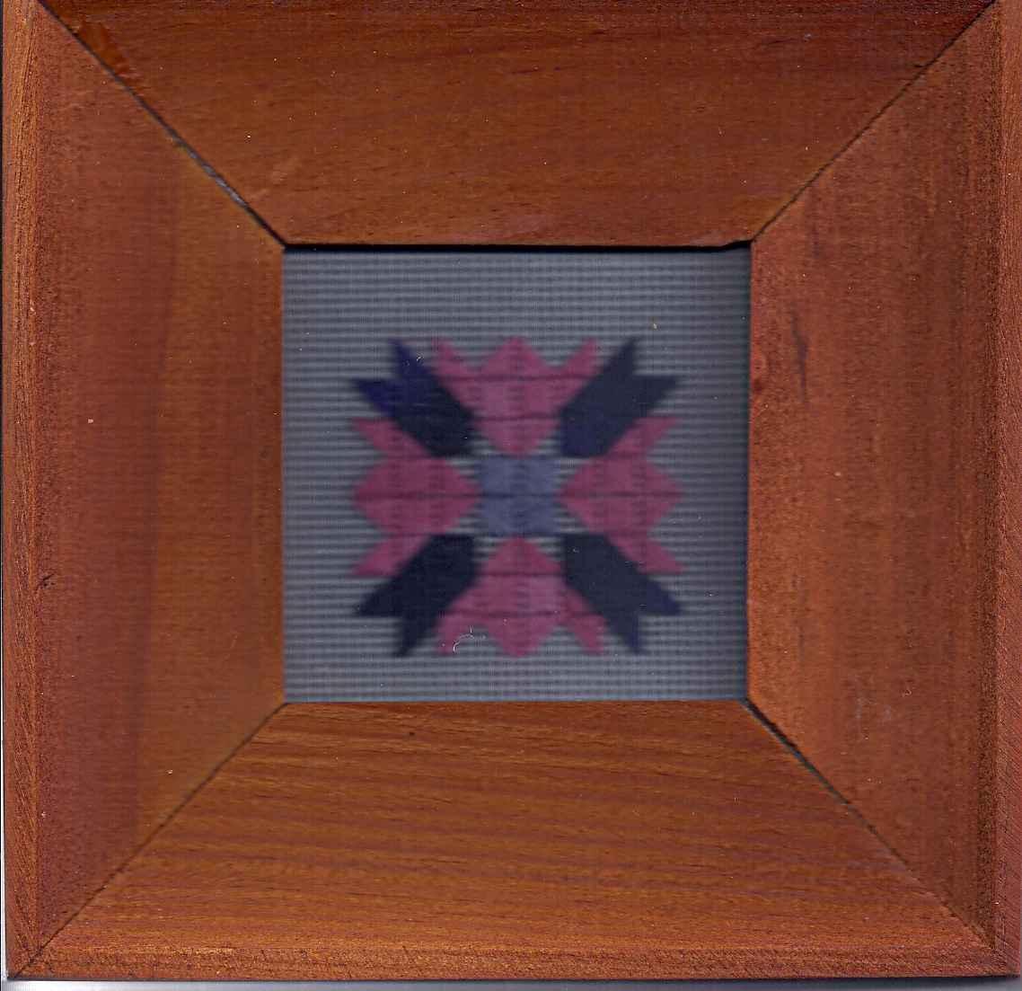 Framing Needlepoint - Nuts about Needlepoint