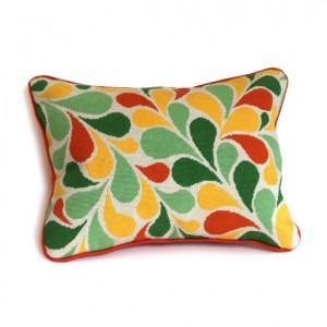 needlepoint pillow kit