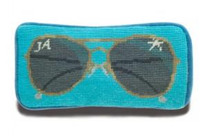 Make Your Own Needlepoint Eyeglass Case