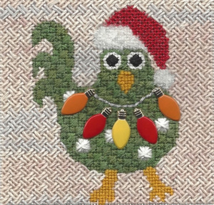Annie Lane design, photo copyright Napa Needlepoint