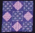 Star Cross block, copyright Napa Needlepoint