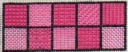 beginner's needlepoint sampler