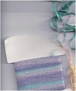 flat or ribbon threads