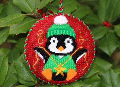 Penguin in St. Louis Limited Edition Ornament