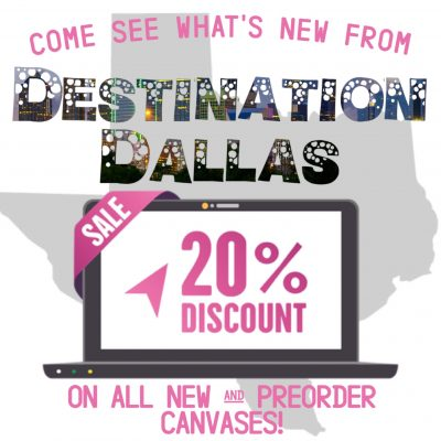 Dallas Canvases on Sale in Phoenix