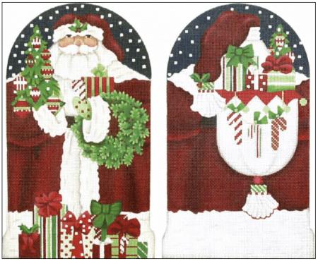 Classic Santa Class in Atlanta